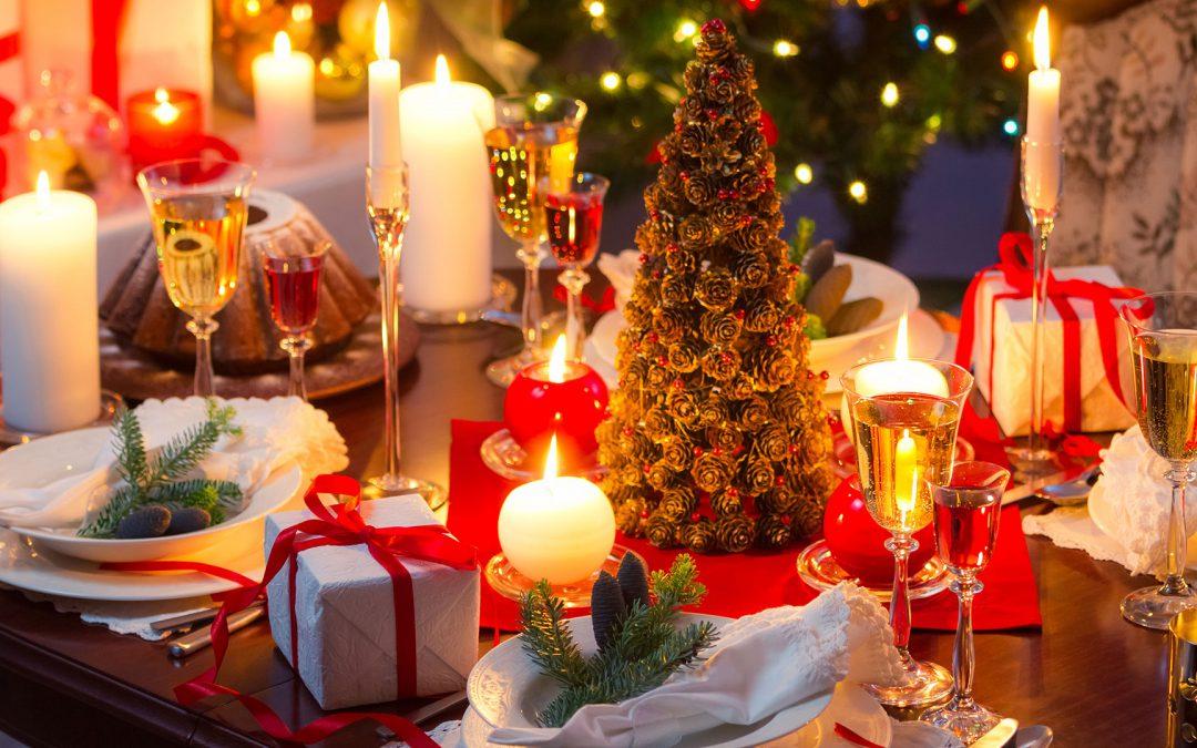 Weihnachtsbuffet – 2. Zeit
